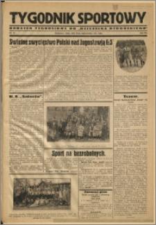 Tygodnik Sportowy 1931 Nr 43