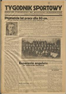 Tygodnik Sportowy 1931 Nr 45