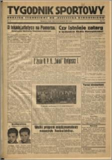 Tygodnik Sportowy 1931 Nr 47