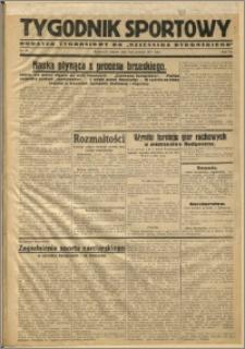 Tygodnik Sportowy 1931 Nr 49