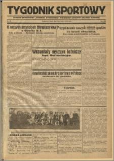 Tygodnik Sportowy 1932 Nr 10