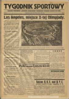 Tygodnik Sportowy 1932 Nr 26