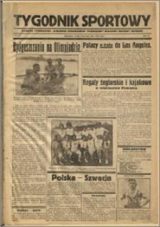 Tygodnik Sportowy 1932 Nr 27