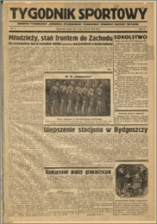 Tygodnik Sportowy 1933 Nr 2
