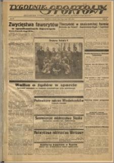 Tygodnik Sportowy 1933 Nr 18