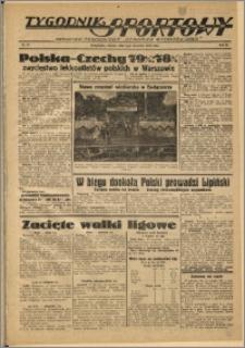 Tygodnik Sportowy 1933 Nr 37