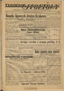 Tygodnik Sportowy 1933 Nr 41