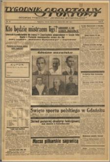 Tygodnik Sportowy 1933 Nr 45