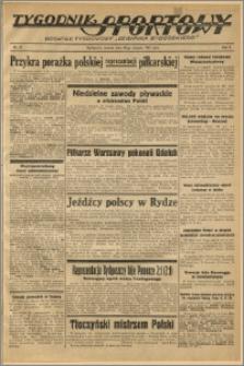 Tygodnik Sportowy 1934 Nr 35