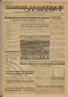 Tygodnik Sportowy 1935 Nr 30