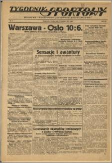Tygodnik Sportowy 1937 Nr 2