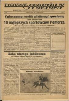 Tygodnik Sportowy 1937 Nr 6