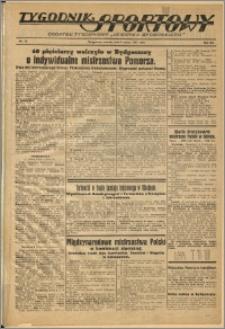 Tygodnik Sportowy 1937 Nr 10