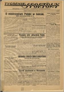 Tygodnik Sportowy 1937 Nr 11