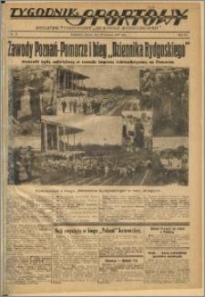 Tygodnik Sportowy 1937 Nr 17