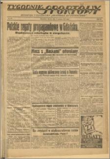 Tygodnik Sportowy 1937 Nr 24