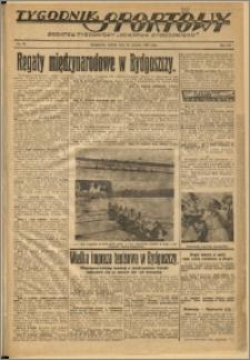 Tygodnik Sportowy 1937 Nr 26