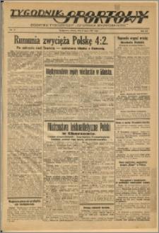 Tygodnik Sportowy 1937 Nr 27
