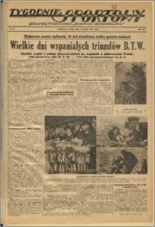 Tygodnik Sportowy 1937 Nr 31