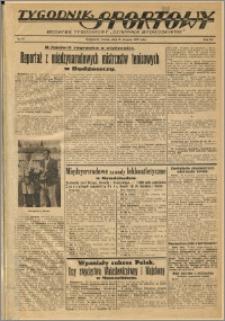 Tygodnik Sportowy 1937 Nr 35