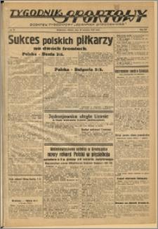 Tygodnik Sportowy 1937 Nr 37