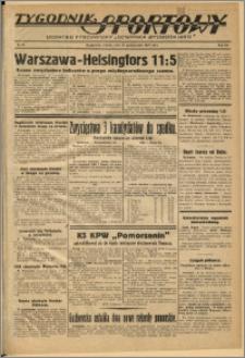 Tygodnik Sportowy 1937 Nr 42