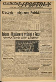 Tygodnik Sportowy 1937 Nr 45