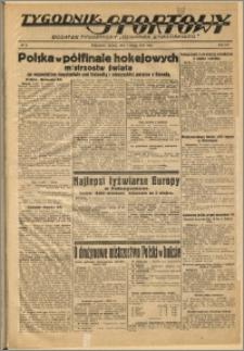 Tygodnik Sportowy 1939 Nr 6