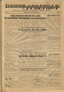 Tygodnik Sportowy 1939 Nr 13