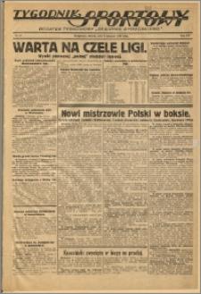 Tygodnik Sportowy 1939 Nr 14