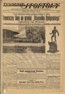 Tygodnik Sportowy 1939 Nr 16