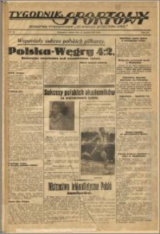 Tygodnik Sportowy 1939 Nr 35