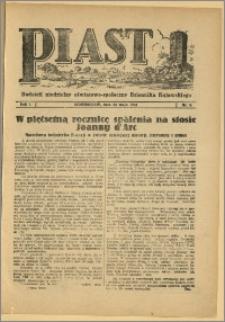 Piast 1931 Nr 8