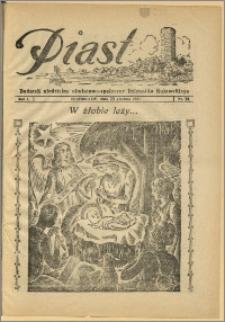 Piast 1931 Nr 38
