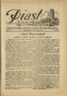 Piast 1932 Nr 28