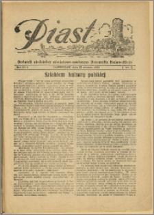 Piast 1933 Nr 3