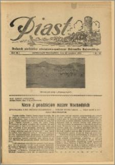 Piast 1933 Nr 37