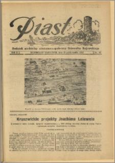 Piast 1933 Nr 41