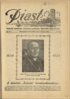 Piast 1934 Nr 31