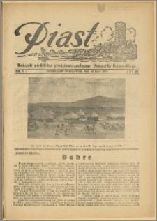Piast 1935 Nr 30