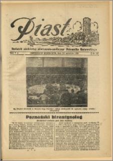 Piast 1935 Nr 38