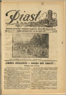 Piast 1935 Nr 39
