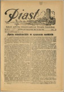 Piast 1936 Nr 22
