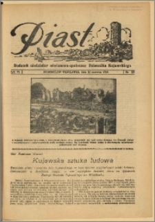 Piast 1936 Nr 25