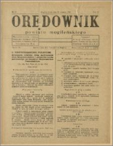 Orędownik Powiatu Mogileńskiego 1929 Nr 47