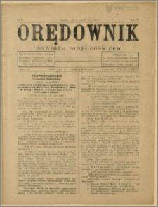 Orędownik Powiatu Mogileńskiego 1929 Nr 54