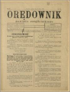 Orędownik Powiatu Mogileńskiego 1929 Nr 56