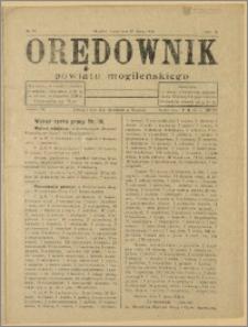Orędownik Powiatu Mogileńskiego 1929 Nr 59