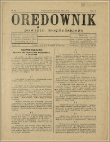 Orędownik Powiatu Mogileńskiego 1929 Nr 60