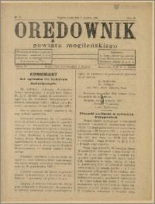 Orędownik Powiatu Mogileńskiego 1929 Nr 63